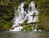 Wonder Falls on the Klickitat River in Washington