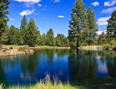 Widgi Creek Golf Course, Bend OR